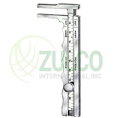 "Townley Calipers 10cm/4"" - Item Code 02-1126-10"