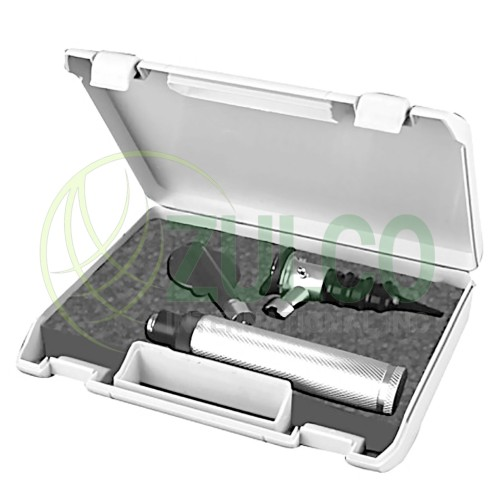 Ophthalmoscope and Otoscope set in Box - Item Code 02-1137-00