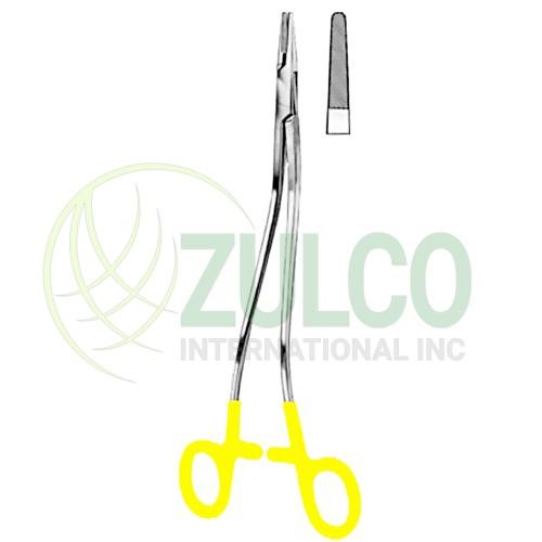 "Bozeman Needle Holders BJ 20cm/8"" TC GOLD - Item Code 09-2651-20"