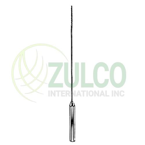 """Cotton Applicators 1.5mm 12cm/4 3/4"""" Triangular - Item Code 10-2881-12"""