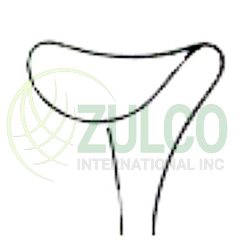 "Wound Retractors 12mm 16cm/6 1/4"" - Item Code 11-3012-12"