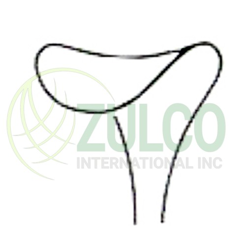 "Wound Retractors 14mm 16cm/6 1/4"" - Item Code 11-3012-14"