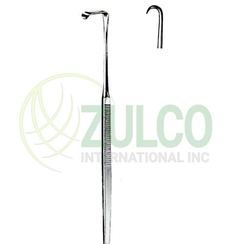 """Wound Retractors Standard Sharp 1 Prong 16cm/6 1/4"""" - Item Code 11-3024-01"""