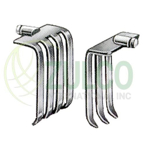 Blades 60x50mm Pair - Item Code 11-3324-01