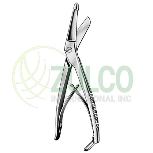 Plaster Shear w/serrated blade