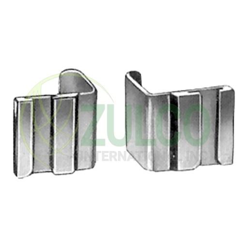 Blades 1 Pair 40x40mm - Item Code 14-4236-02