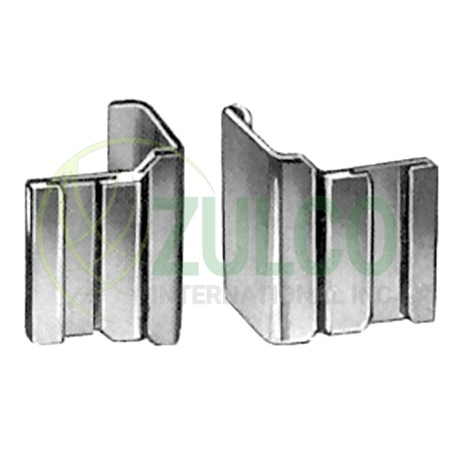 Blades 1 Pair 50x50mm - Item Code 14-4236-03