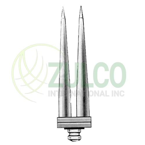 Blades for Hey Lamina Spreaders 70mm - Item Code 15-4330-70