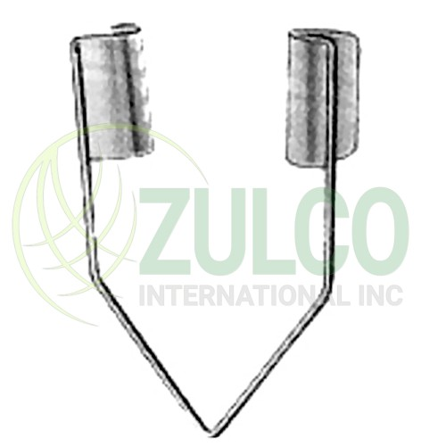 "Barraquer Eye Speculum 4cm/1 1/2"" - Item Code 16-4510-04"
