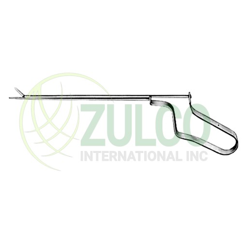 """Buck Foreign Body Levers 9cm/3 1/2"""" - Item Code 17-4852-09"""