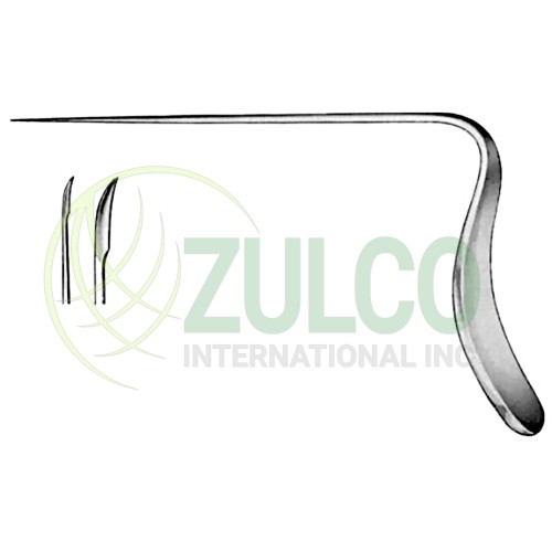 Zollner Micro Surgery Instruments - Item Code 17-4933-16