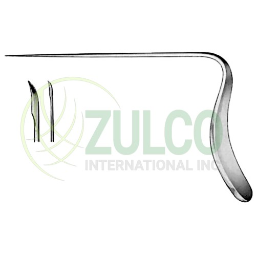 Zollner Micro Surgery Instruments - Item Code 17-4933-17
