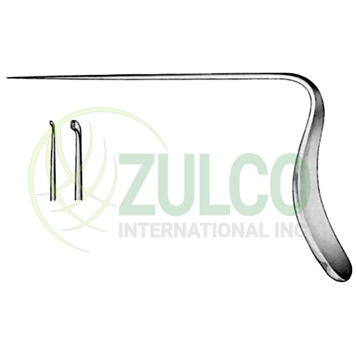 Zollner Micro Surgery Instruments - Item Code 17-4933-23