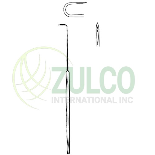 "Falk Tonsil Needles 24cm/9 1/2"" - Item Code 20-5358-24"