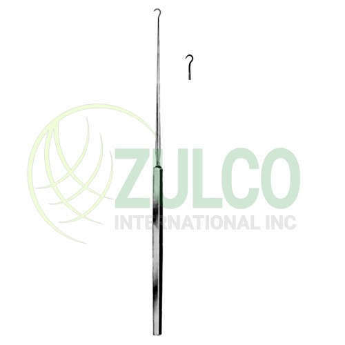"Gillies Cutaneous Hooks 18cm/7"" Fig 1 - Item Code 23-5763-01"