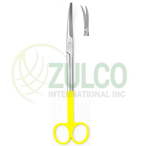 """Zeppelin Scissor curved 23cm/9"""" - Item Code 26-6393-23"""