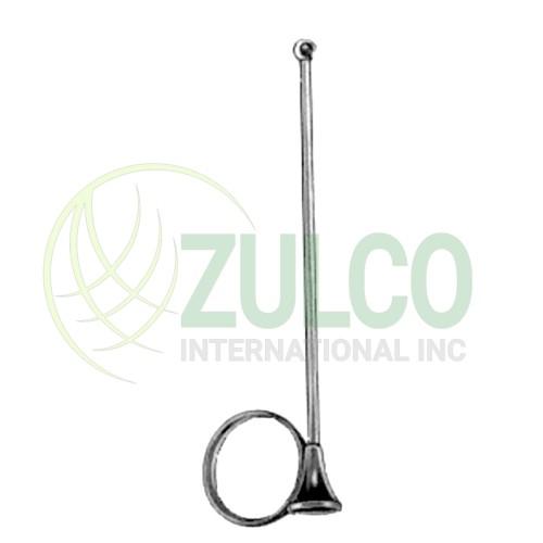 """Iowa Trumpet Needle Guide 14cm/5 1/2"""" - Item Code 27-6508-14"""