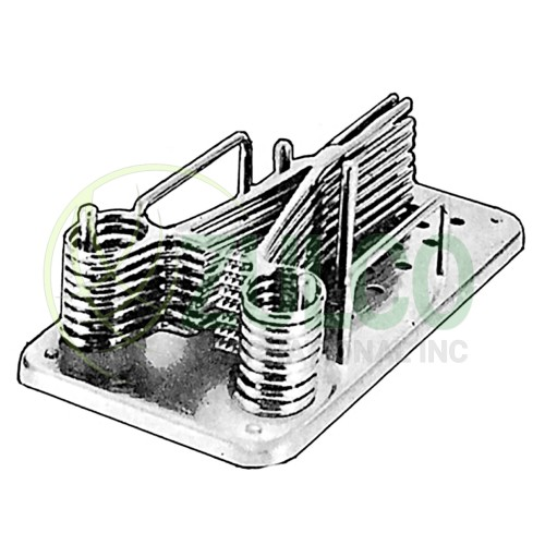 Sterilizing Rack - Item Code 28-6611-00