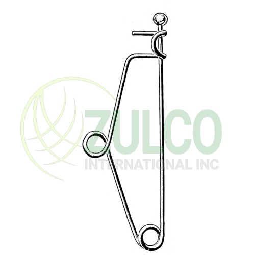 Mayo Safety Clip 14cm - Item Code 28-6613-12