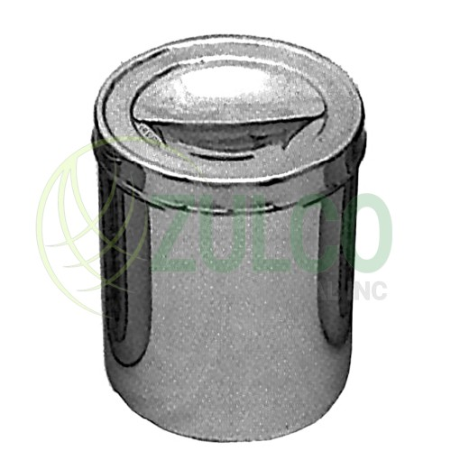 Dressing Jar 100x100mm - Item Code 30-6809-03