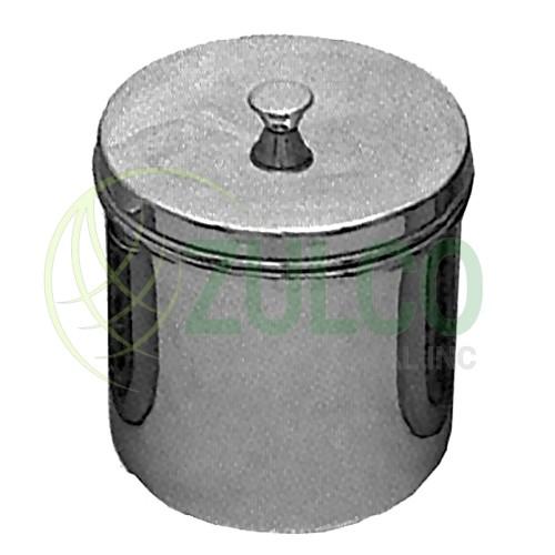 Dressing Jar 120x120mm - Item Code 30-6810-04