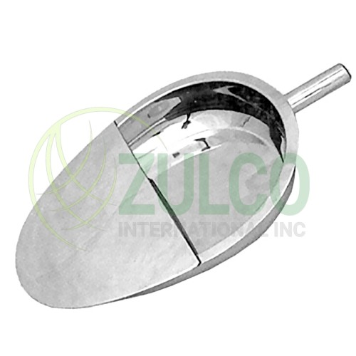 Bedpan Simple pressed body with Handle