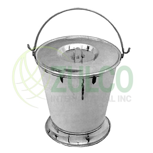 Pail/Bucket with Lid 15 Ltr. - Item Code 30-6850-03