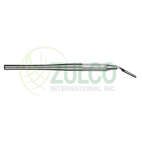 Scalpel Handle Curved - Item Code 1485