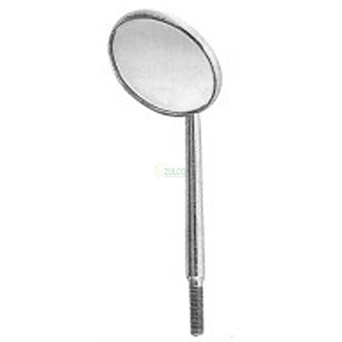 Handle And Mouth Mirrors Fig.5 Magnifying - Item Code 1527