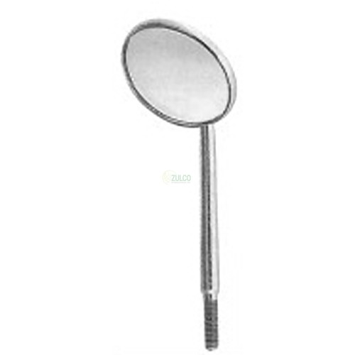 Handle And Mouth Mirrors Fig.4 Magnifying - Item Code 1528
