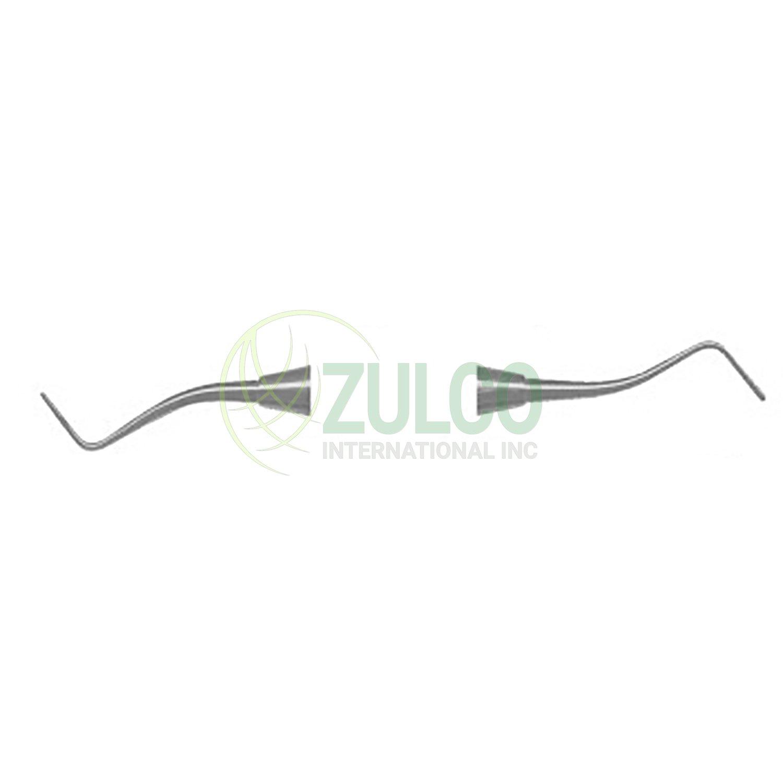 Amalgam Pluggers / Condensers / Applicators Booking 1 (7mm-1mm) - Item Code 1839