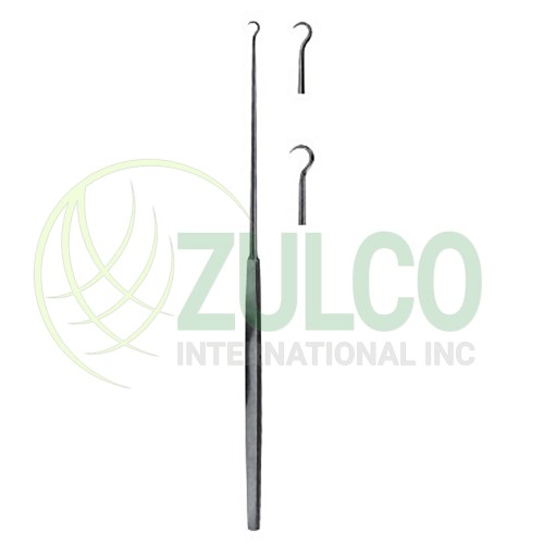 Tissue Retractors & Hooks Gillies 180 mm - Item Code 2629