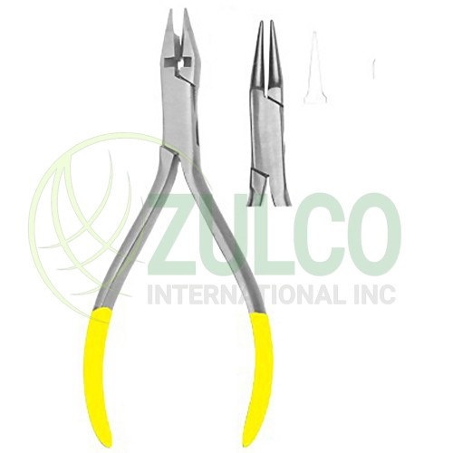 Orthodontic Pliers Fig.28 14 cm