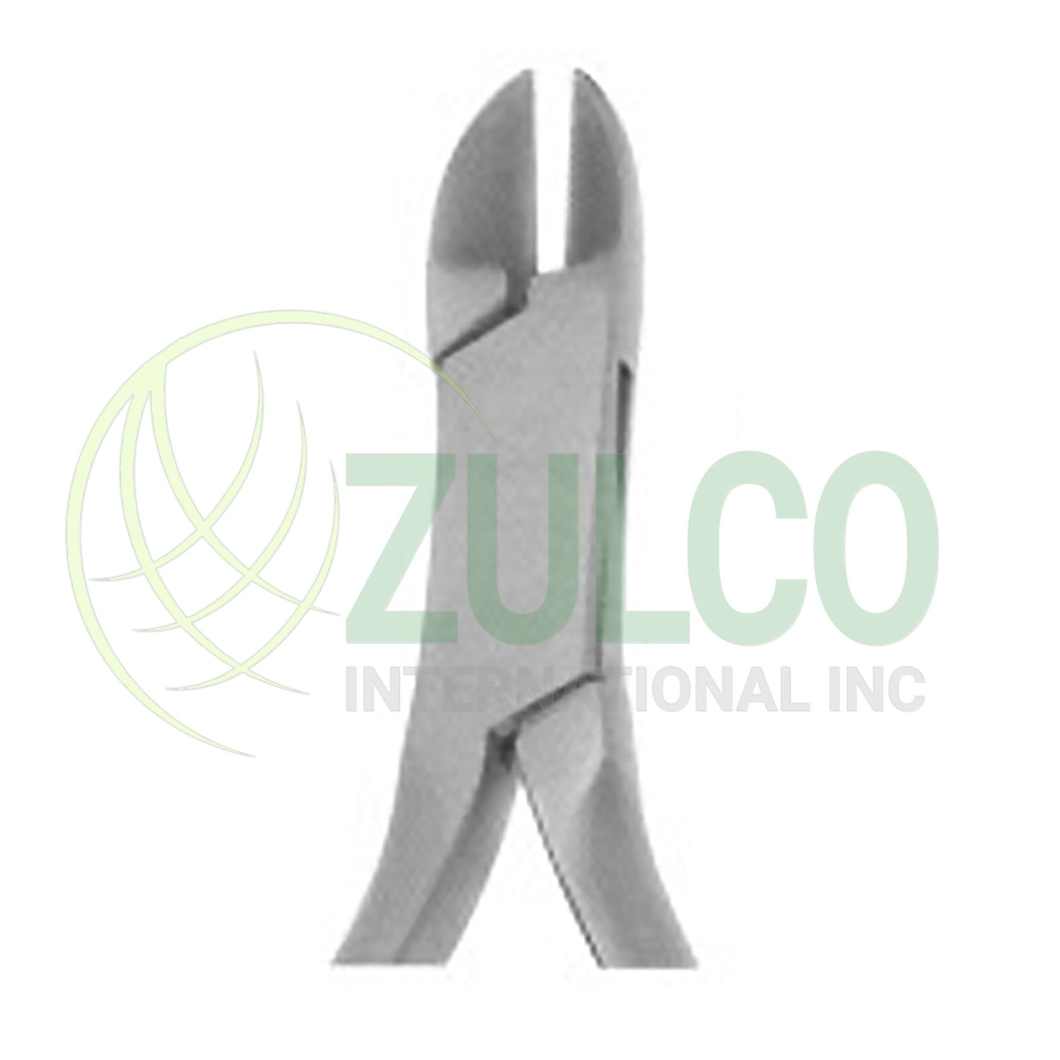 Orthodontic Cutters With T.C Fig. 99 TC 13 CM