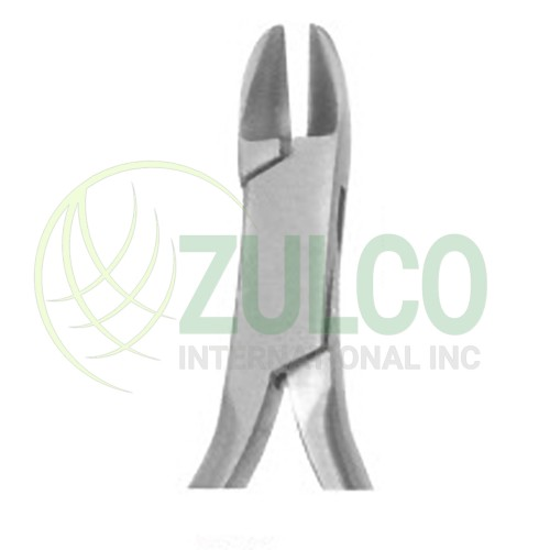 Orthodontic Cutters With T.C Fig. 94 TC 13 CM