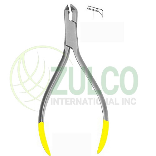 Orthodontic Distal Cutters Fig. 77 TC 13 CM