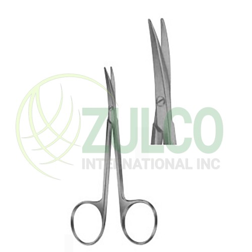 Scissors Dissecting Scissors Size: 115 mm - Item Code 2816