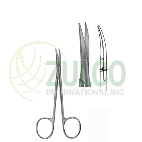 Scissors Bulldog Scissors Size: 115 mm - Item Code 2817