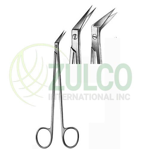 Scissors De Bakey Scissors Size: 155 mm - Item Code 2827