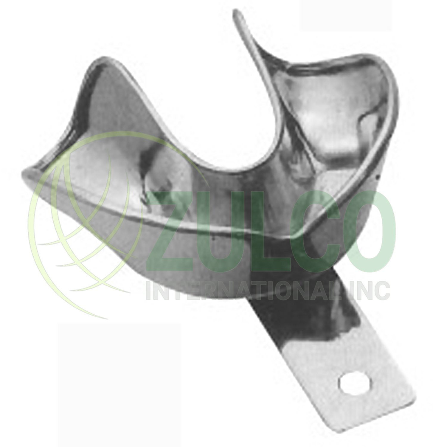 Impression Trays Made Of 18/8 Stainless Steel