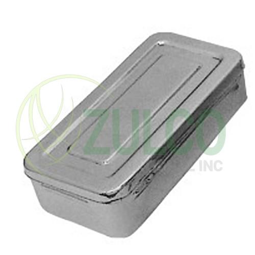 Sterilizing Box & Instruments Tray Instruments Box - Item Code 2965