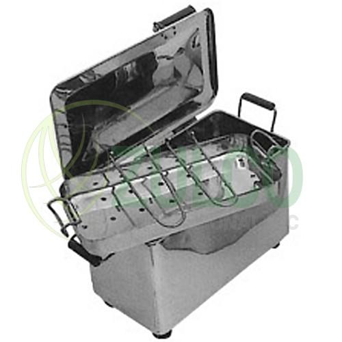 Sterilizing Box & Instruments Tray Instruments Sterilizing - Item Code 2967