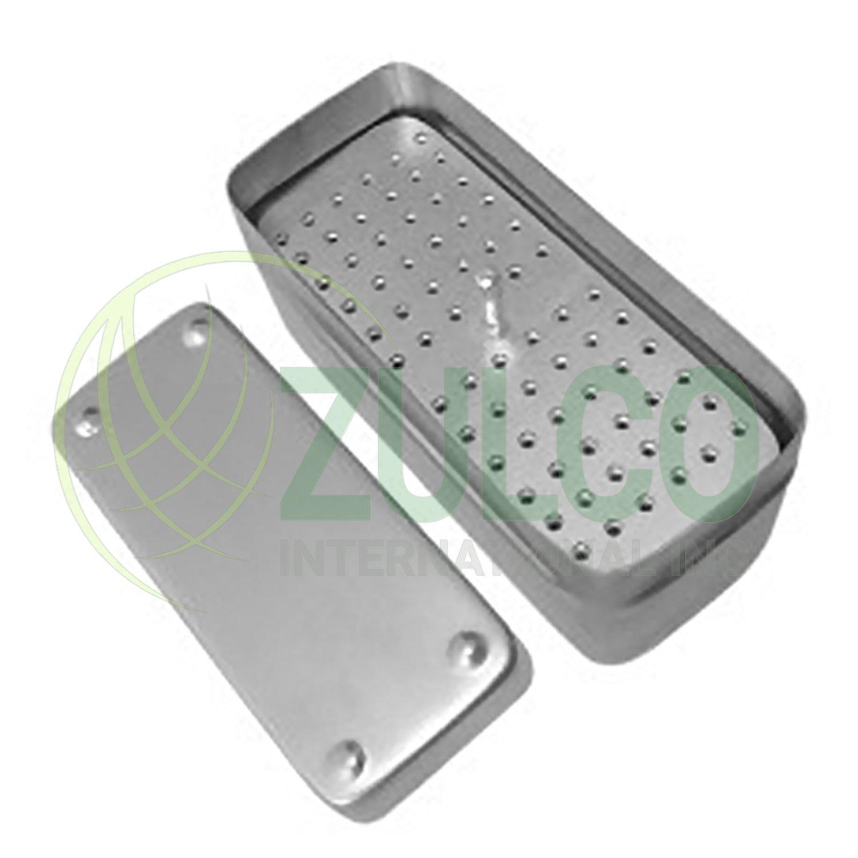 Sterilizing Box & Instruments Tray Endodontic Box - Item Code 2968