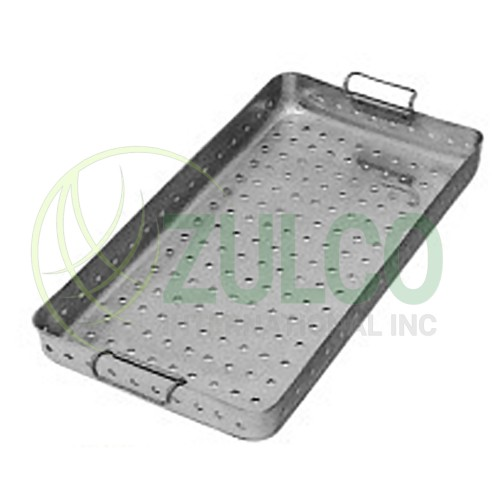 Sterilizing Box & Instruments Tray Instruments Tray (Perforated) - Item Code 2972