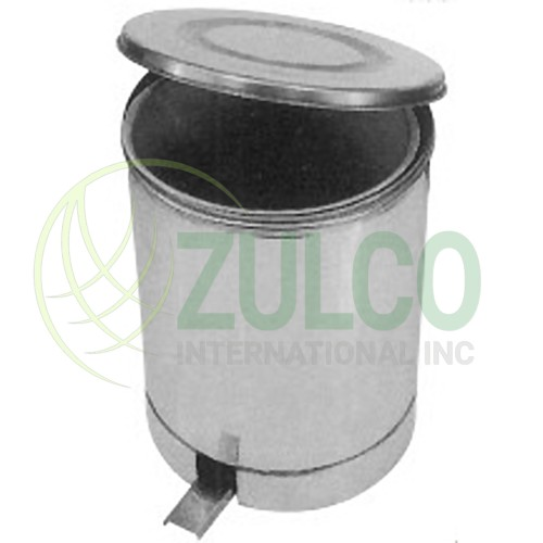 Hollow Wares Dustbin Without Stand - Item Code 3000
