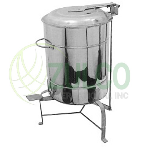 Hollow Wares Dustbin Without Stand & Cap 6-10-12 Ltd - Item Code 3002