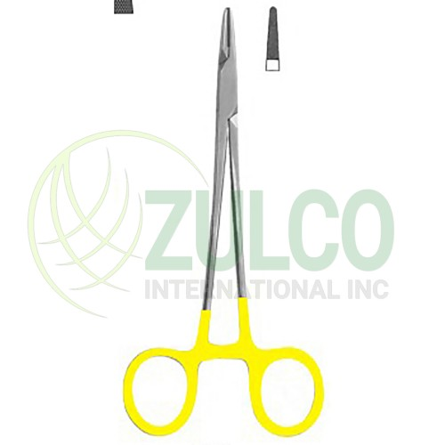 needle Holder with Tungsten Carbide Inserts Crile-Wood 15 cm - Item Code 3093